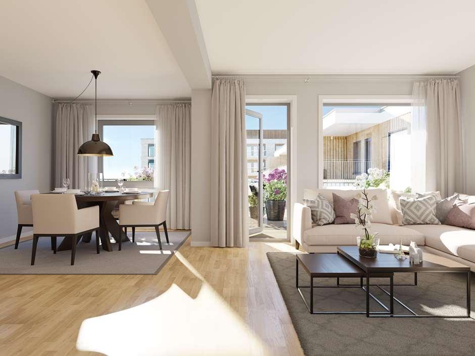 Kjempebra Innredningstips for små leiligheter | Selvaag Bolig PW-42