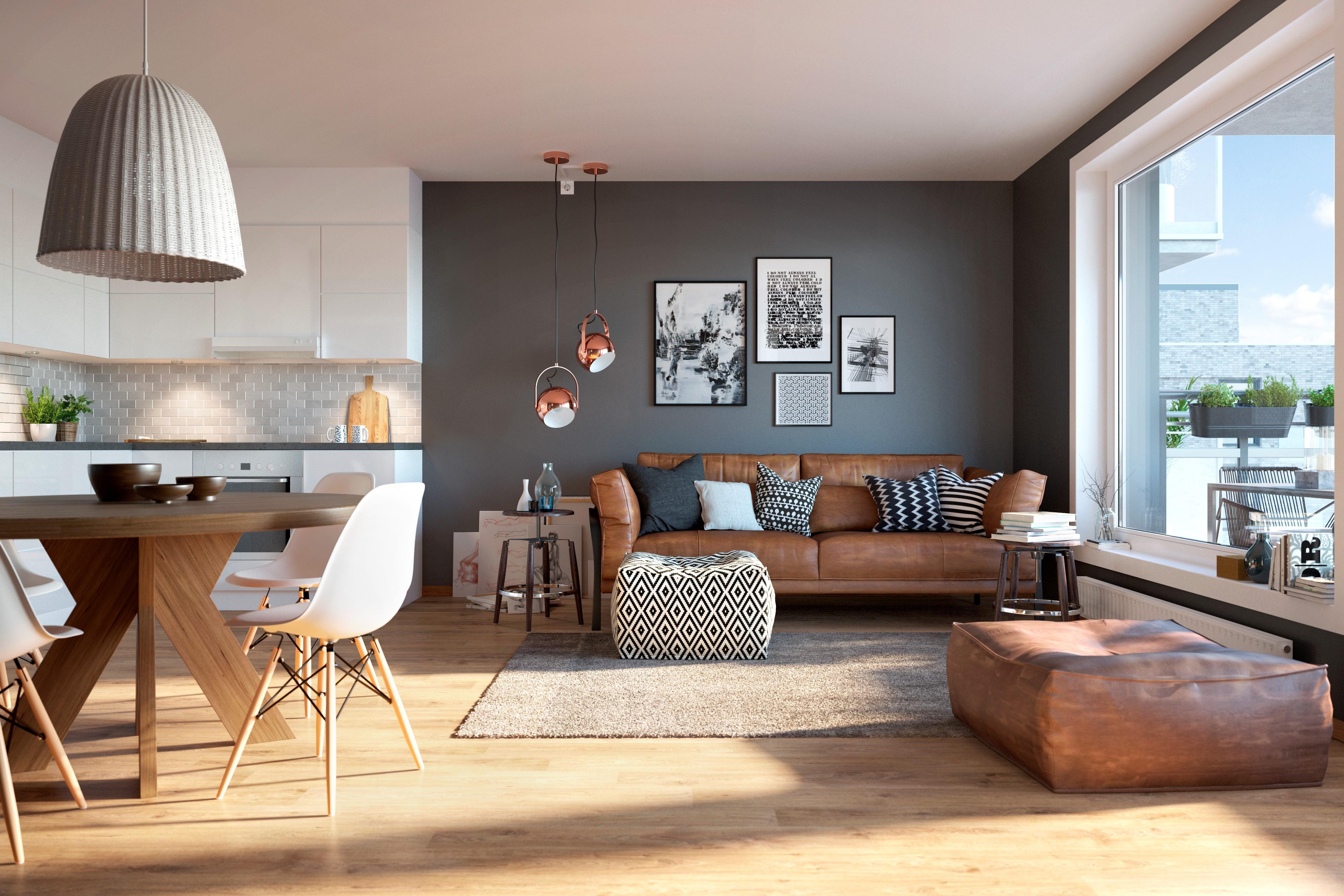 Smarte ressurser Innredningstips for små leiligheter | Selvaag Bolig BH-49
