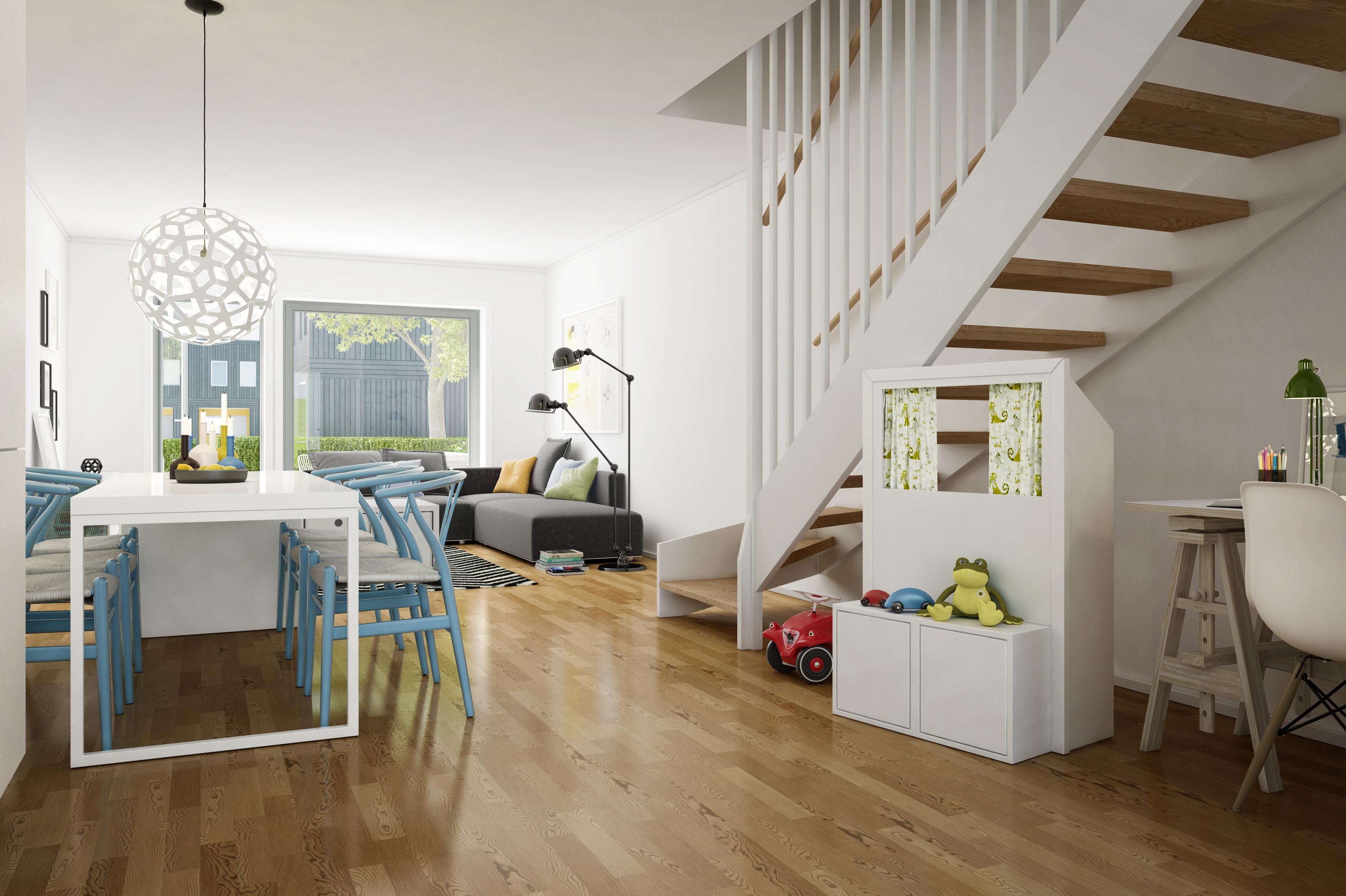 Innredningstips for små leiligheter | Selvaag Bolig